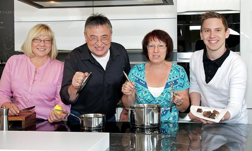 Über das Küchenhaus Kreutzer: Familienunternehmen seit 1985